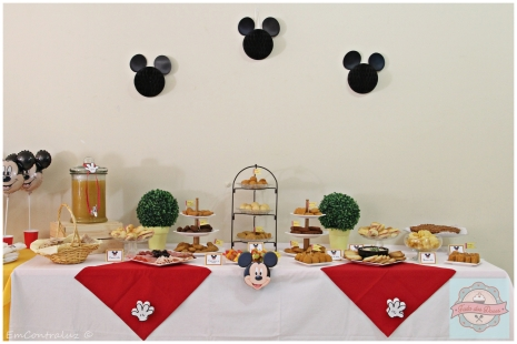 Catering Mickey