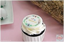 Cupcakes animais da floresta